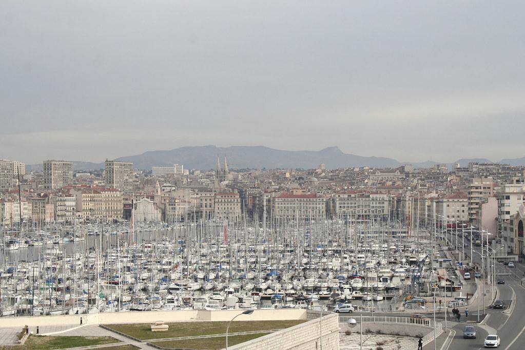 Marseille Marina by Andrey Belenko, on Flickr