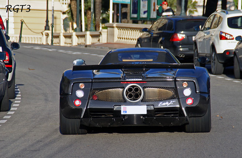 Pagani Zonda F Roadster [Explored!]