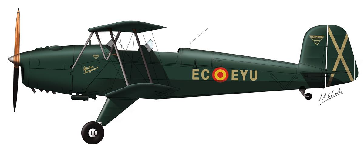 Bucker EC-EYU