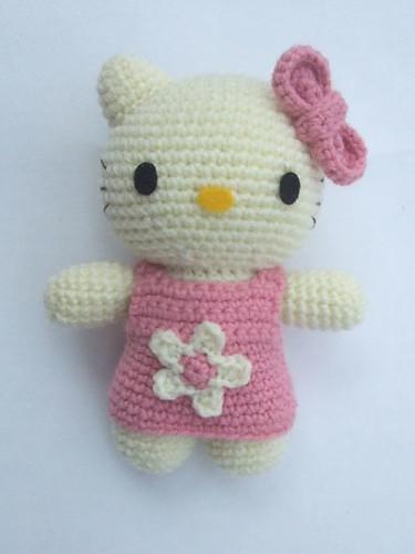 Tuto Gratuit Amigurumi Hello Kitty : Hello Kitty Amigurumi Flickr - Photo Sharing!