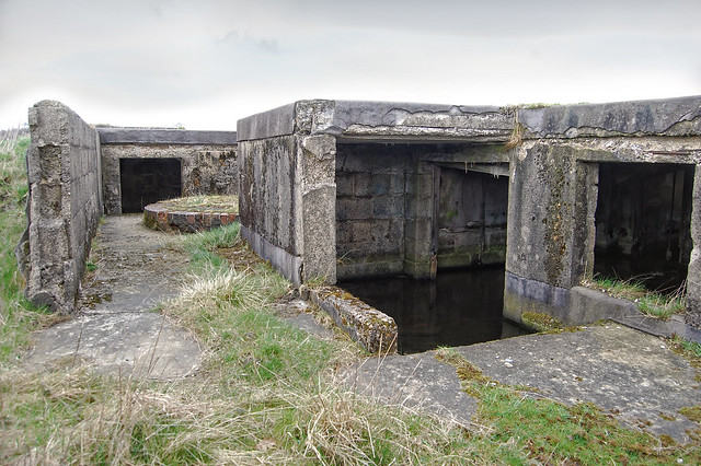 Camouflaged Bunkers A Gallery On Flickr