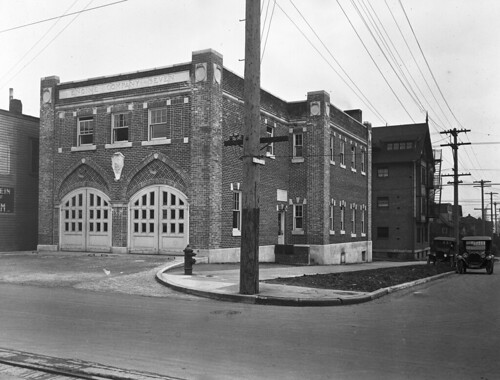 Fire Station No. 7, 1921