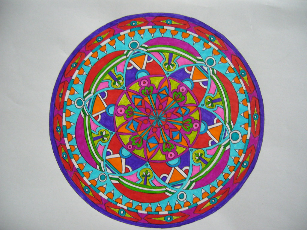 mandalas for adults and their benefits. Black Bedroom Furniture Sets. Home Design Ideas