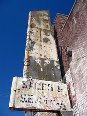 OLD BUSINESS SIGN