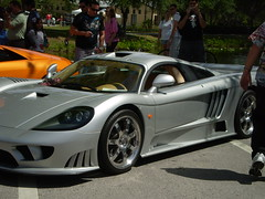 race car, automobile, wheel, vehicle, saleen s7, performance car, automotive design, land vehicle, luxury vehicle, supercar, sports car,