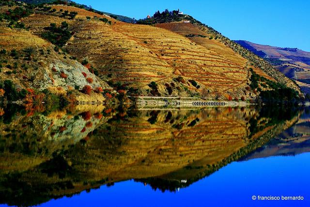 Reflexos do Douro.