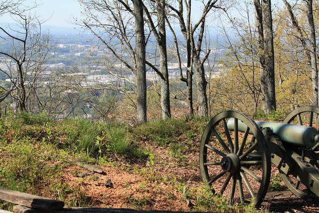 Kennesaw Mountain Confederate Cannon