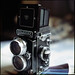 Hasselblad shoot Rolleiflex
