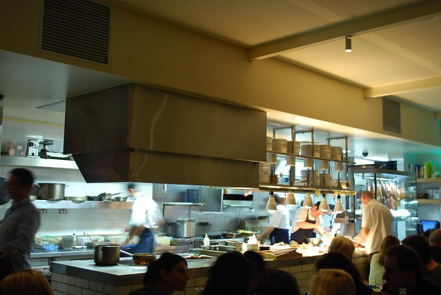 Open Kitchen - Hellenic Republic