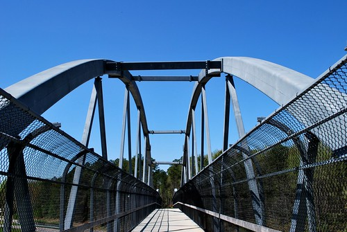 Bike/Pedestrian Bridge over I440
