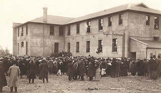1912 LDS assembly hall in New Zealand