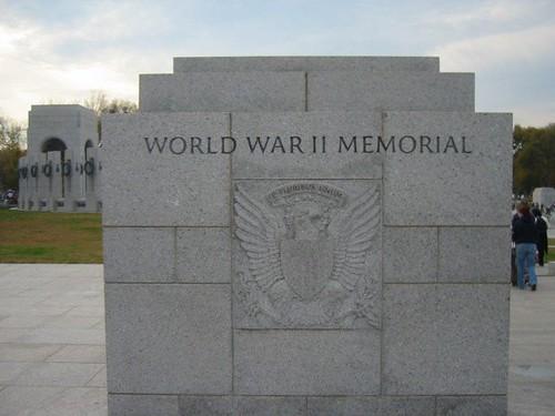 WWII Memorial by N8dawg412