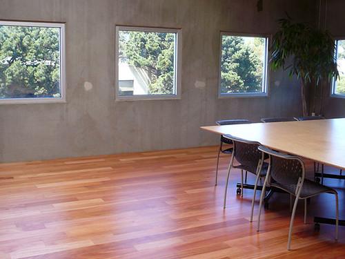 Rose Teak Flooring