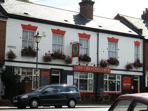 113-115 Craven Street, Chapelfields, The Chestnut Tree, Coventry