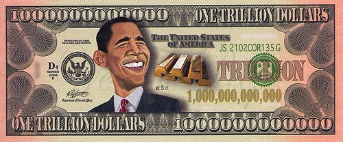 Obama One Trillion Dollar