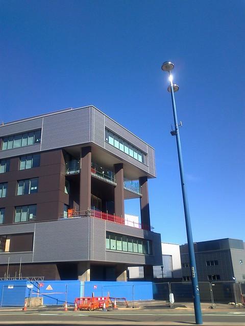 Birmingham ormiston academy jennens road glass balcony for 02 academy balcony