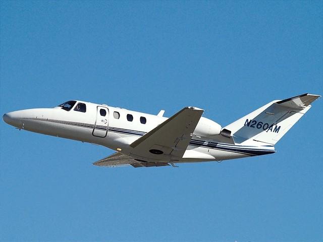 N260AM - C525 - Aerolíneas Internacionales