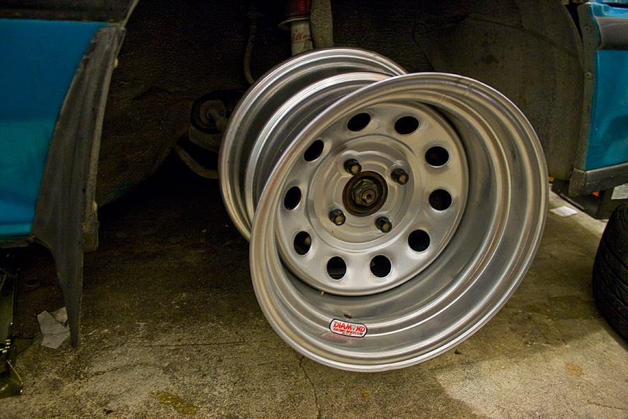 Is anyone rolling on widened steelies? - Page 5 - Honda ...