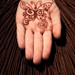 Henna Hand Self-Portrait by inspir8tion
