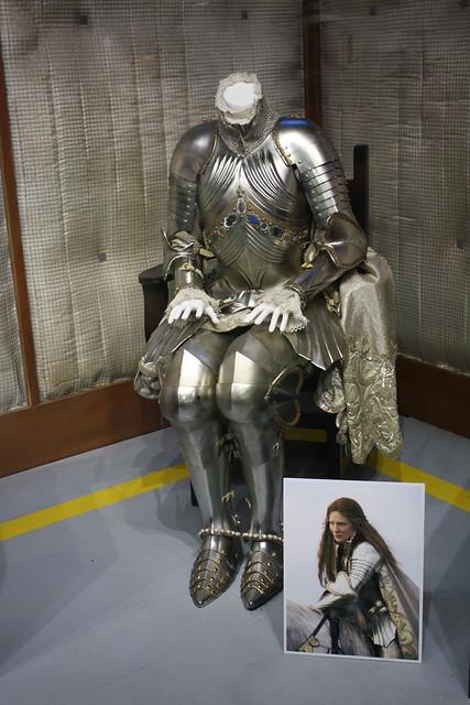 Cate Blanchett's Armor   Flickr - Photo Sharing!