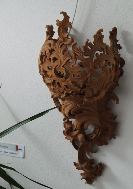 Unika sculpturing and wood carving exhibition holz