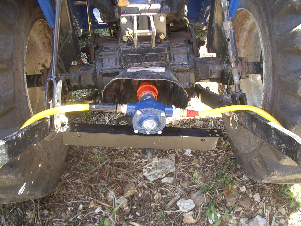Tractor Pto Driven Water Pump : Tractor pto water pumps abs uk