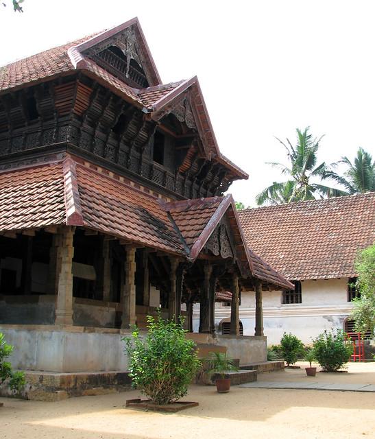 Padmanabhapuram Palace  TvmPadmanabhapuram Palace Map