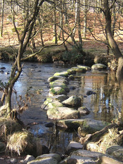 Stepping stones across the Duddon