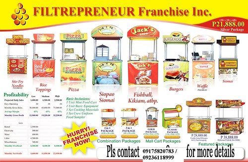 food cart franchising, Franchise, Business, Profits, Revenues, FX777, FX777222999, Franchising, Marketing