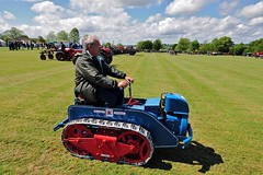 outdoor power equipment, field, grass, vehicle, agricultural machinery, mower, lawn mower, lawn, land vehicle,