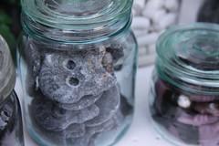 mason jar, glass, produce, food, canning, lighting,