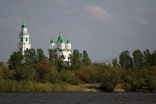 world tower heritage river cathedral bell russia unesco dome onion volga kremlin assumption astrakhan астрахань peaceonearthorg руссия astrakhanoblast