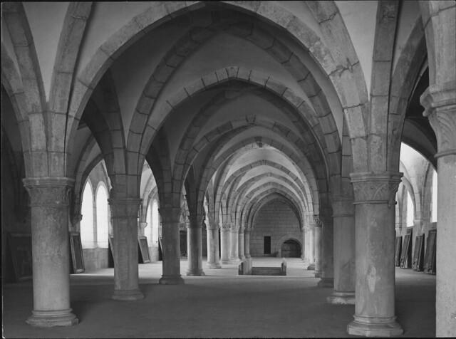Mosteiro de Santa Maria, Alcobaça, Portugal