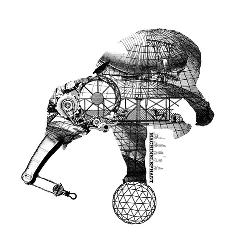 Elefante Mecánico 3