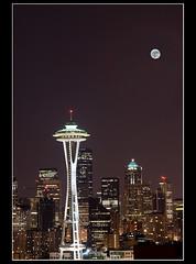 Sailing the Seattle skies