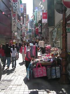 Shopping Arcade, Seoul, South Korea