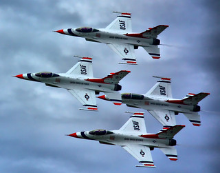 USAF Thunderbirds  perfection