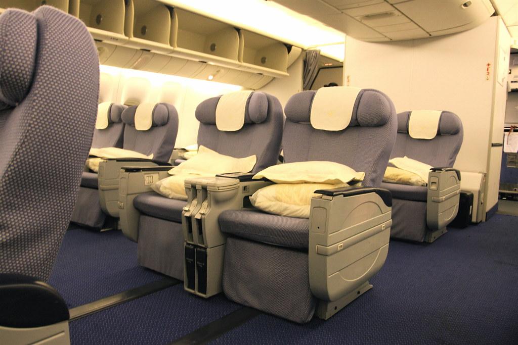 关于南航77a公务舱图片