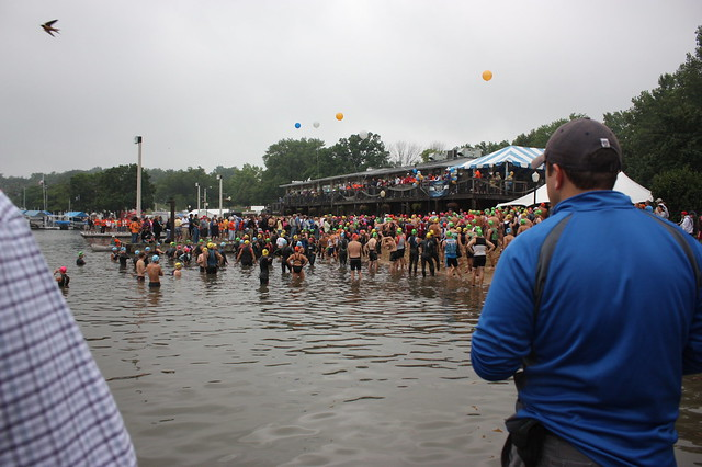 Decatur Lakeside Triathlon 2009