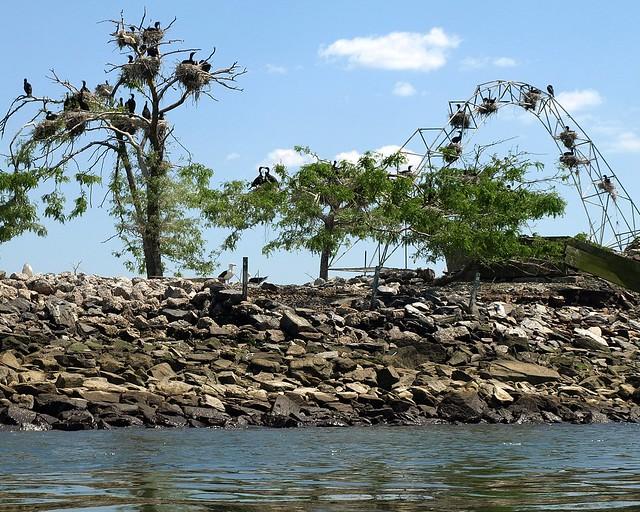 U Thant Island (Belmont Island), East River, New York City
