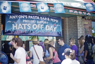 Hats Off Day 2011