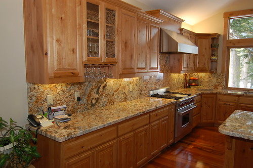 Custom design woodworks blog archive great looking for Nice looking kitchens
