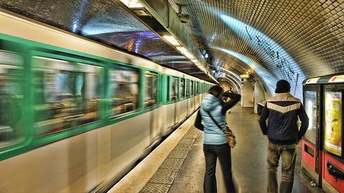 Metro Rush