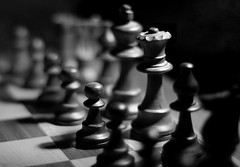 chessboard, indoor games and sports, sports, tabletop game, monochrome photography, games, still life photography, monochrome, chess, black-and-white, black, board game,