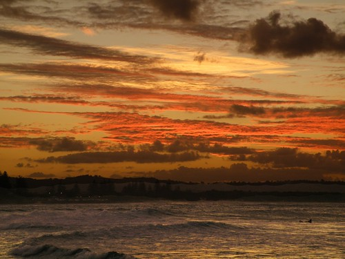 Byron Bay sunset 1