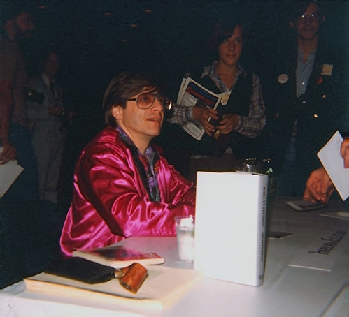 Harlan Ellison in Boston
