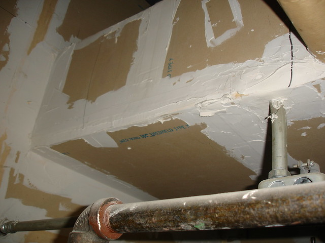 Compound drywall