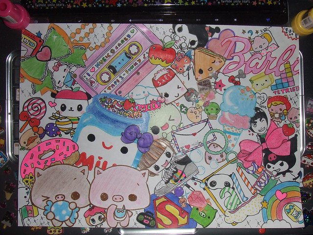 My Kawaii Drawing, Fujifilm FinePix Z3