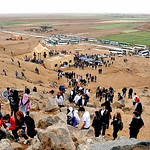 94th Anniversary of the Armenian Genocide at the desert of Der Zor (Syria) 17-18 April 2009