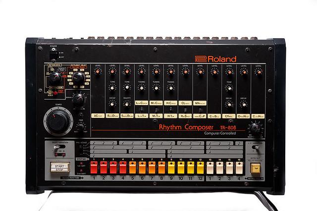 1980 Roland TR-808